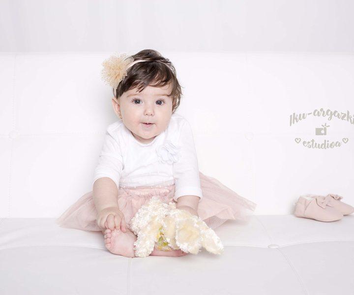 bebe -Sofia 6 meses-